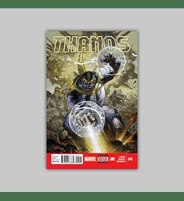Thanos: Rising 5 2013