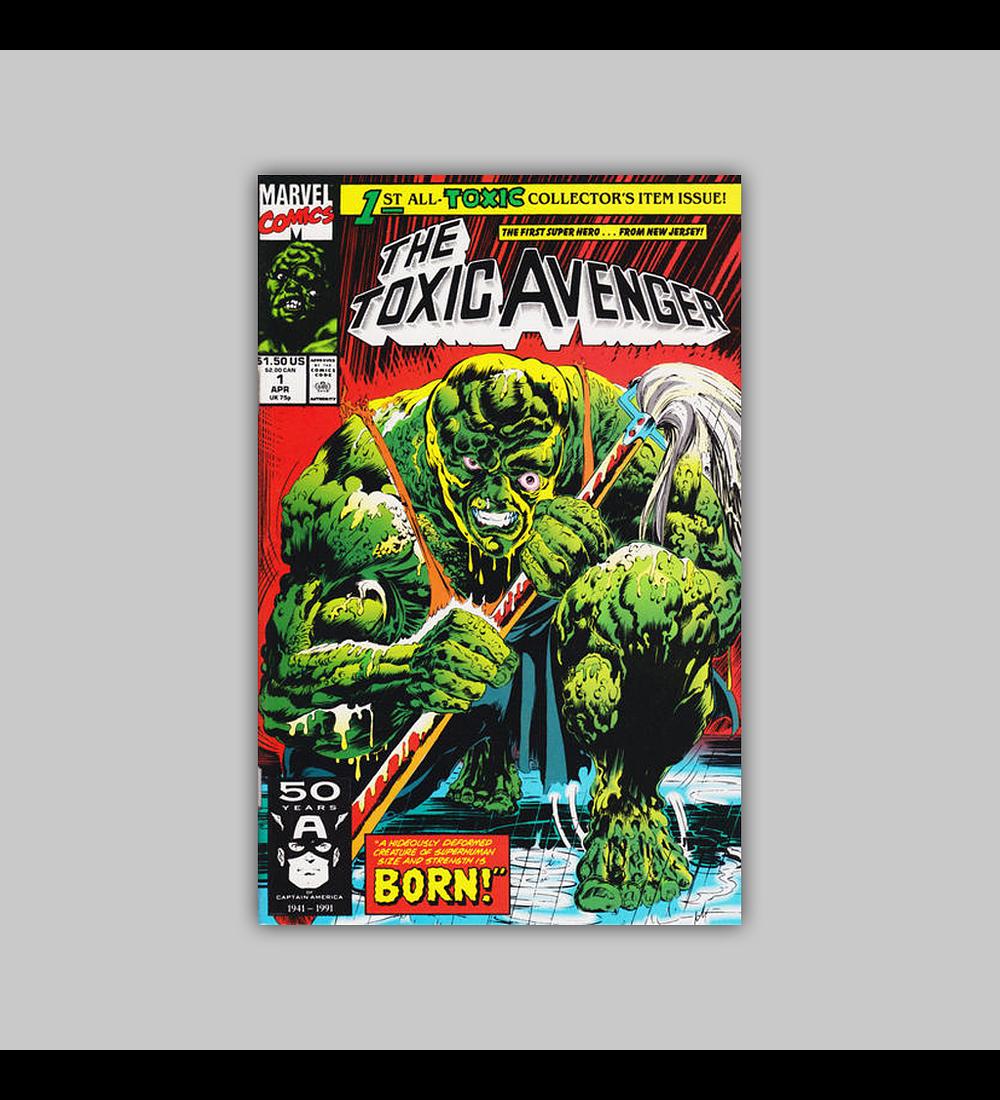 The Toxic Avenger 1 1991