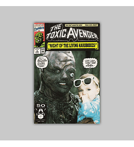 The Toxic Avenger 3 1991