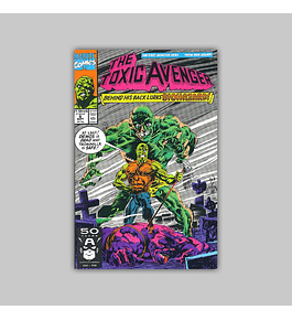 The Toxic Avenger 6 1991