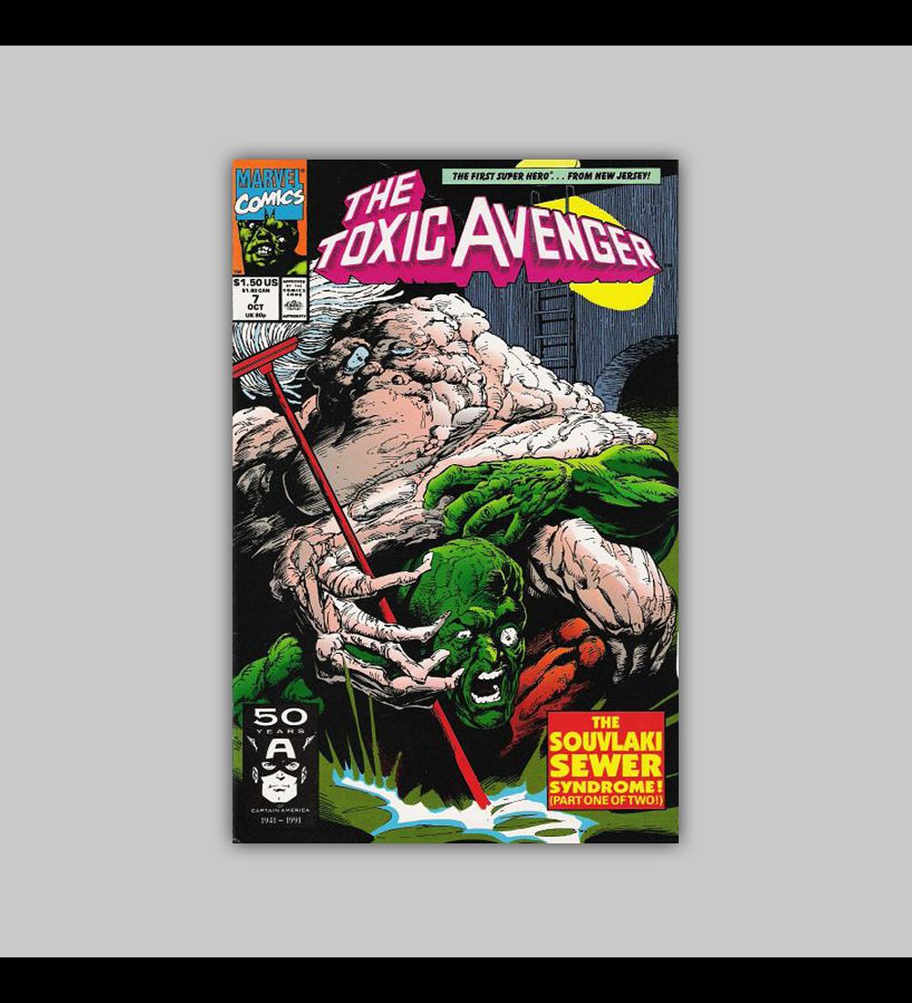 The Toxic Avenger 7 1991
