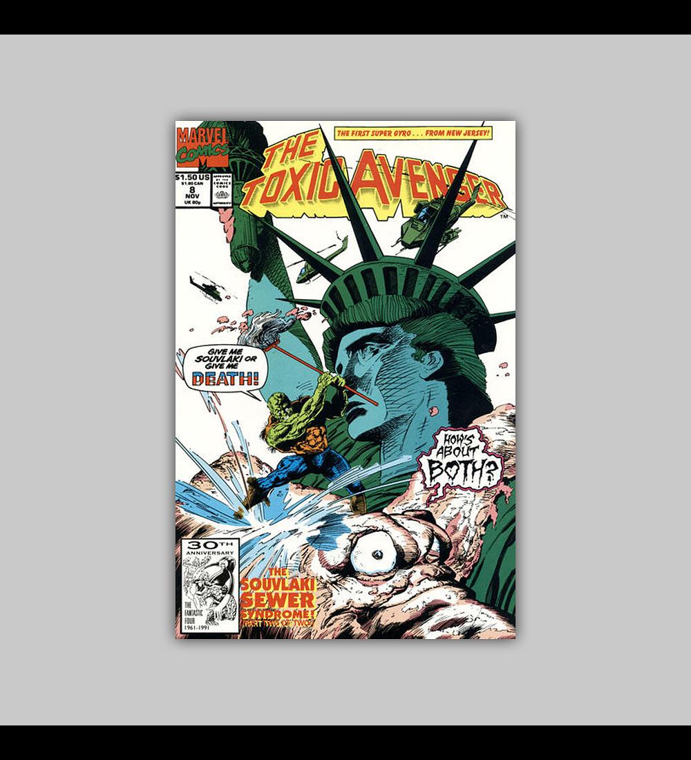 The Toxic Avenger 8 1991
