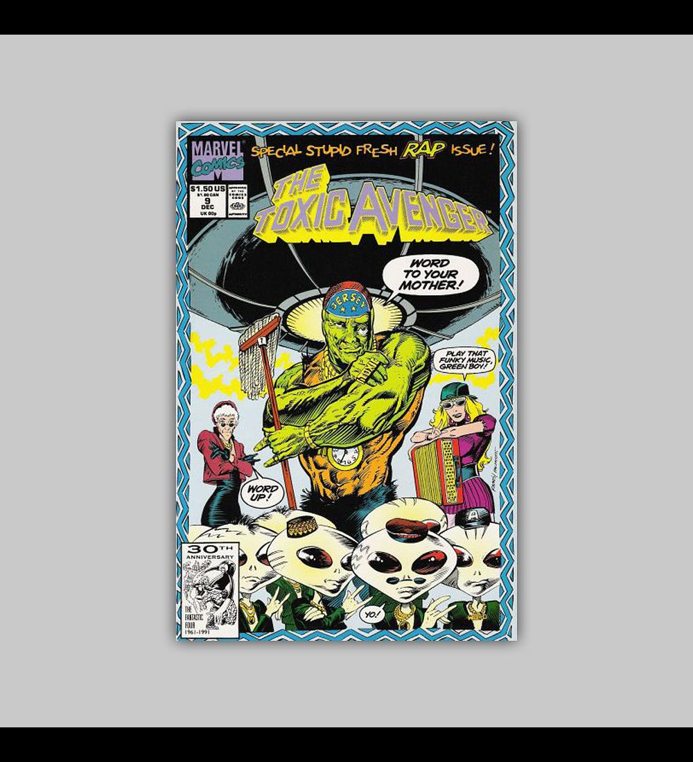 The Toxic Avenger 9 1991