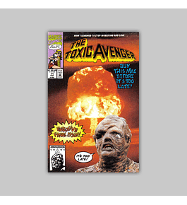 The Toxic Avenger 11 1992