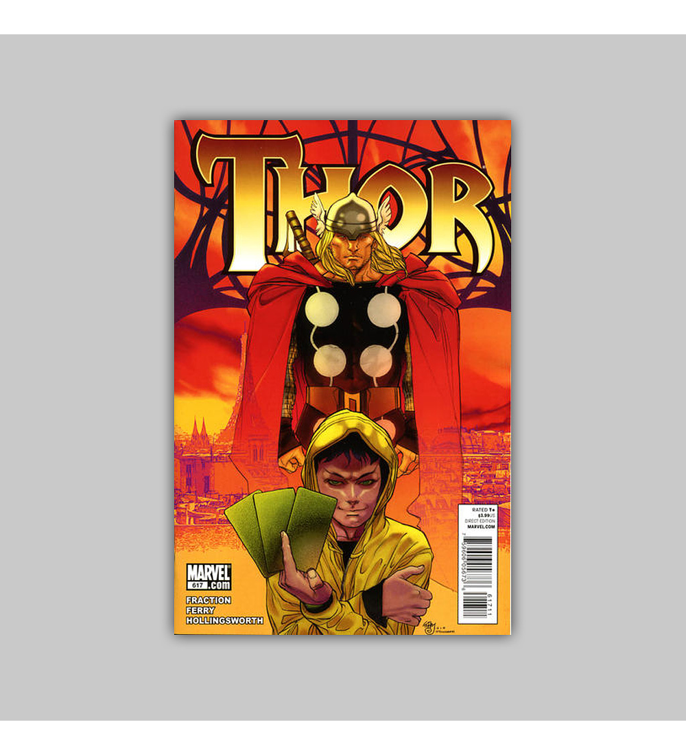 Thor 617 2011