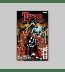 Thor: Asgard's Avenger 2011