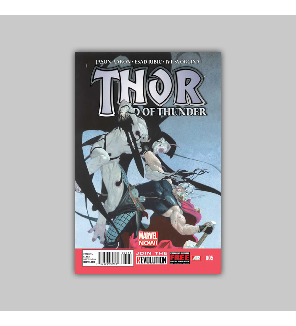 Thor: God of Thunder 5 2013