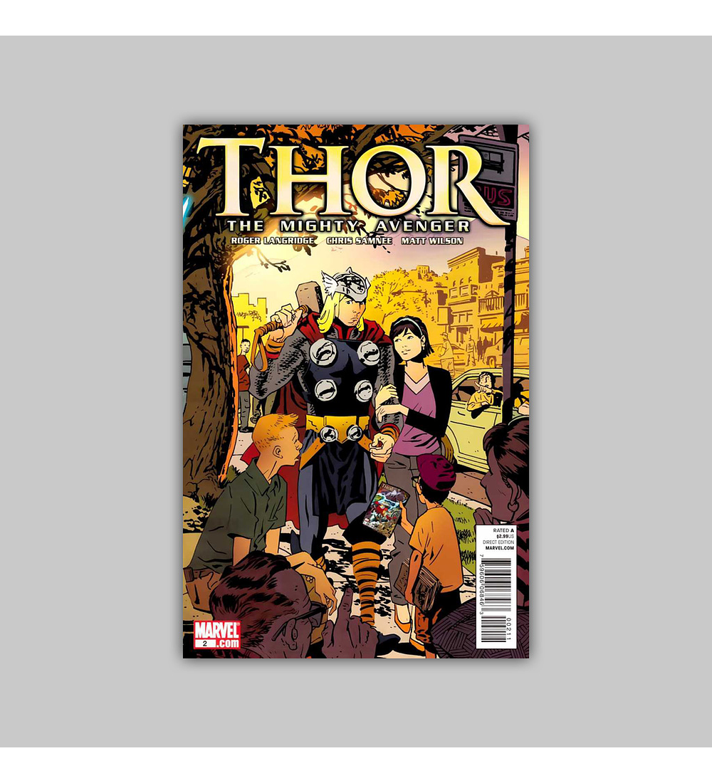 Thor: The Mighty Avenger 2 2010