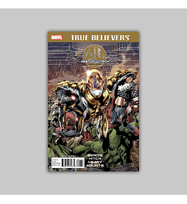 True Believers: Age of Ultron 1 2015