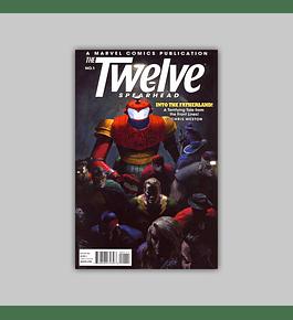 Twelve: Spearhead 1 2010