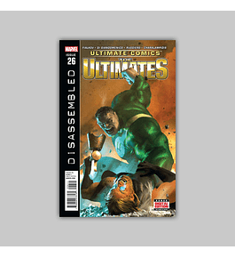 Ultimate Comics Ultimates 26 2013