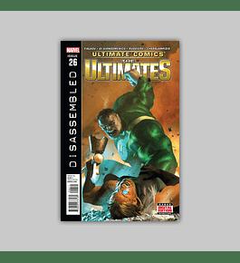 Ultimate Comics Ultimates 26 2013