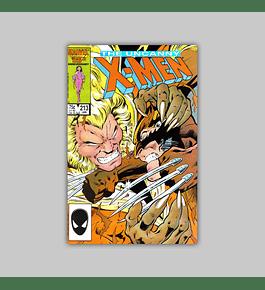 Uncanny X-Men 213 1987