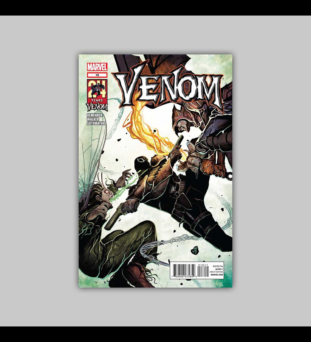 Venom (Vol. 2) 16 2012