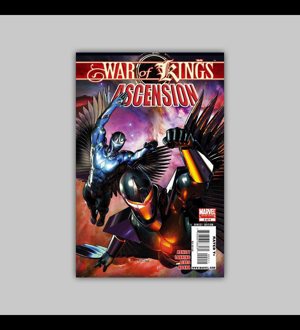 War of Kings: Ascension 2 2009