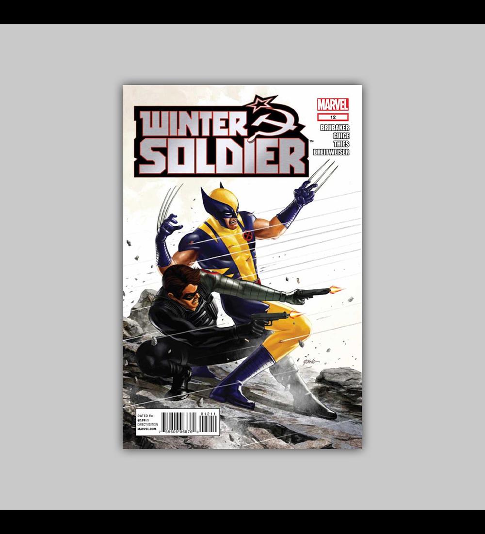 Winter Soldier 12 2012