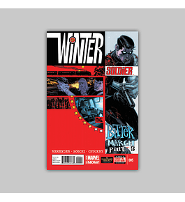 Winter Soldier: The Bitter March 5 2014