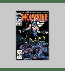 Wolverine 1 VF (8.0) 1988