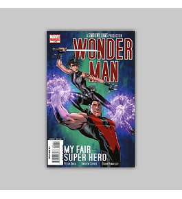 Wonder Man (complete limited series) 2007