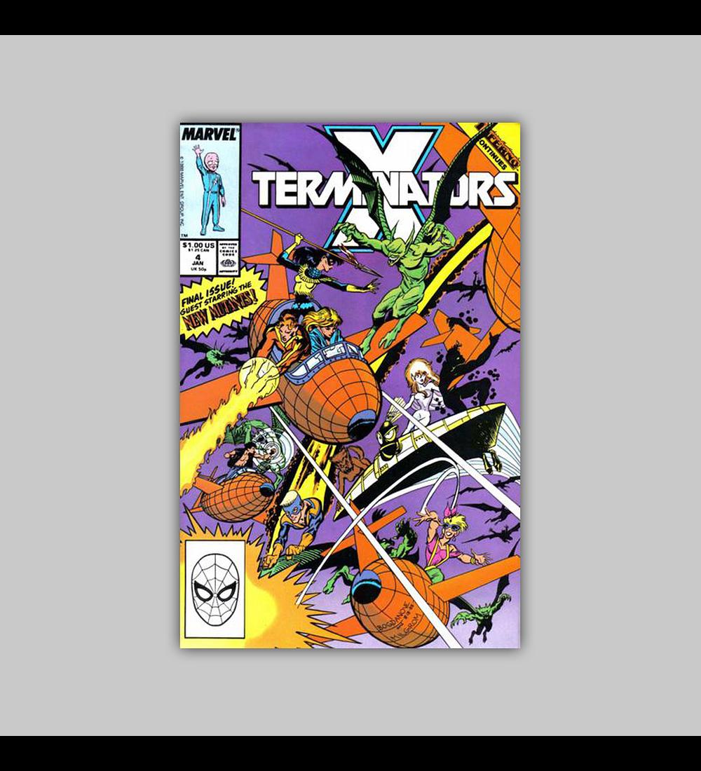 X-Terminators (complete limited series) 1989