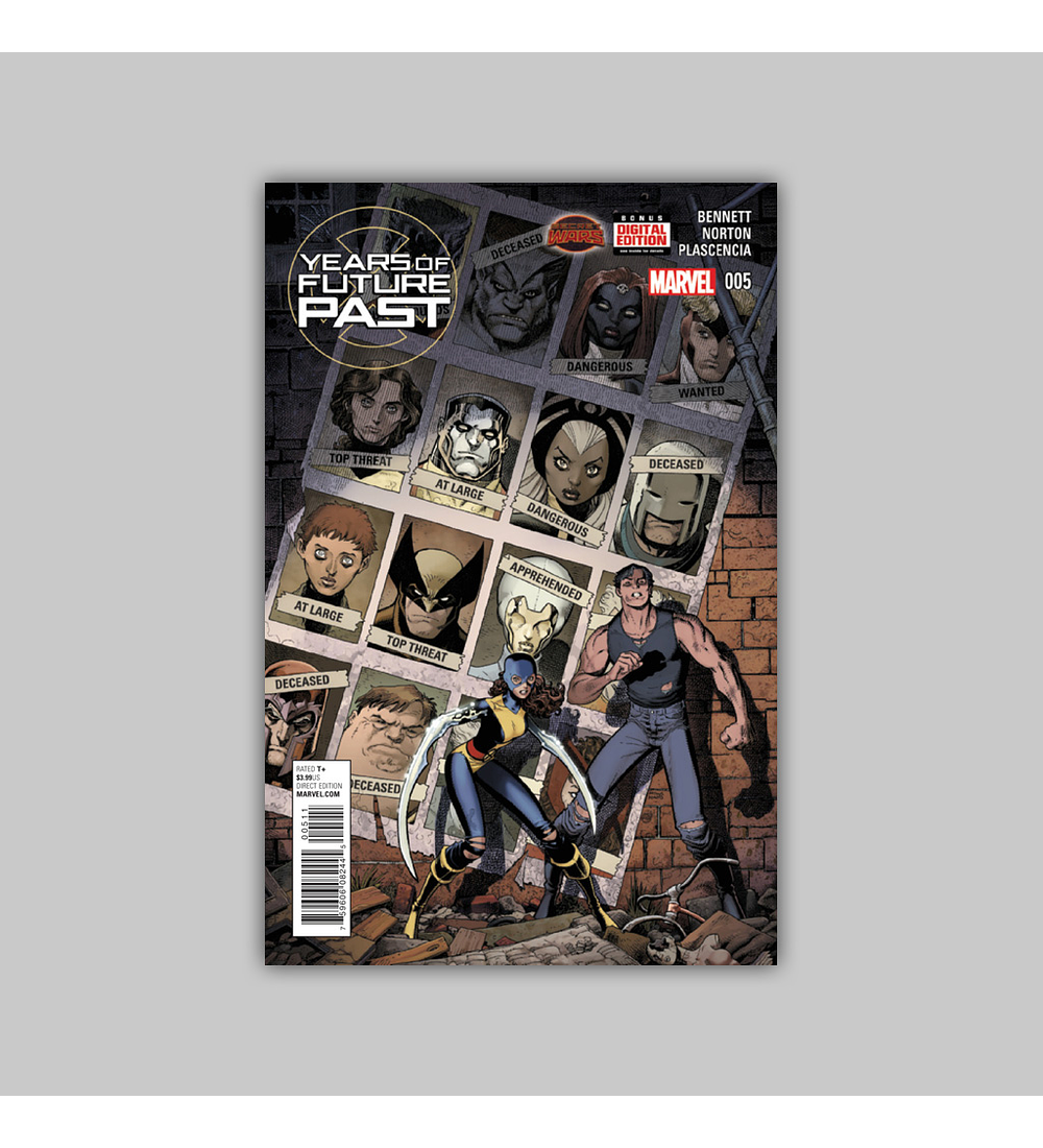 Years of Future Past 5 2015