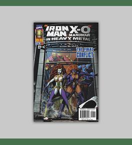 Iron Man/X-O Manowar: In Heavy Metal 1 1996