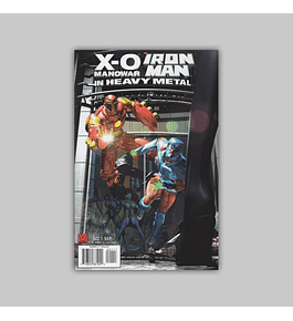 X-O Manowar/Iron Man: In Heavy Metal 1 1986