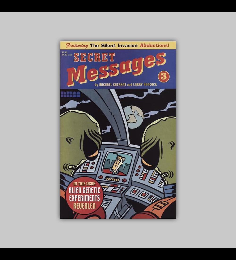 Secret Messages: The Silent Invasion - Abductions 3 2001