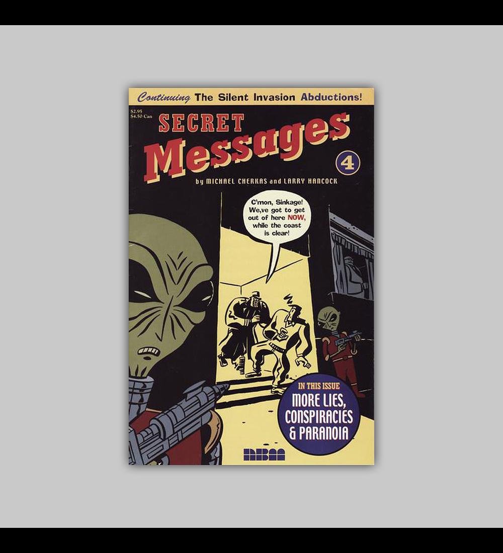 Secret Messages: The Silent Invasion - Abductions 4 2002