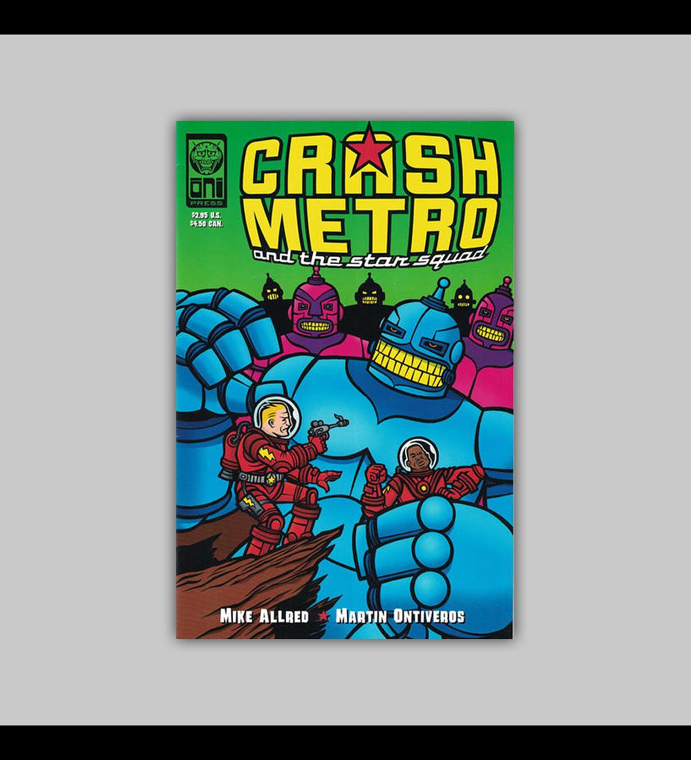 Crash Metro and the Star Squad 1999