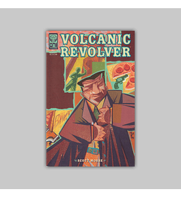 Volcanic Revolver (complete limited series) 1999