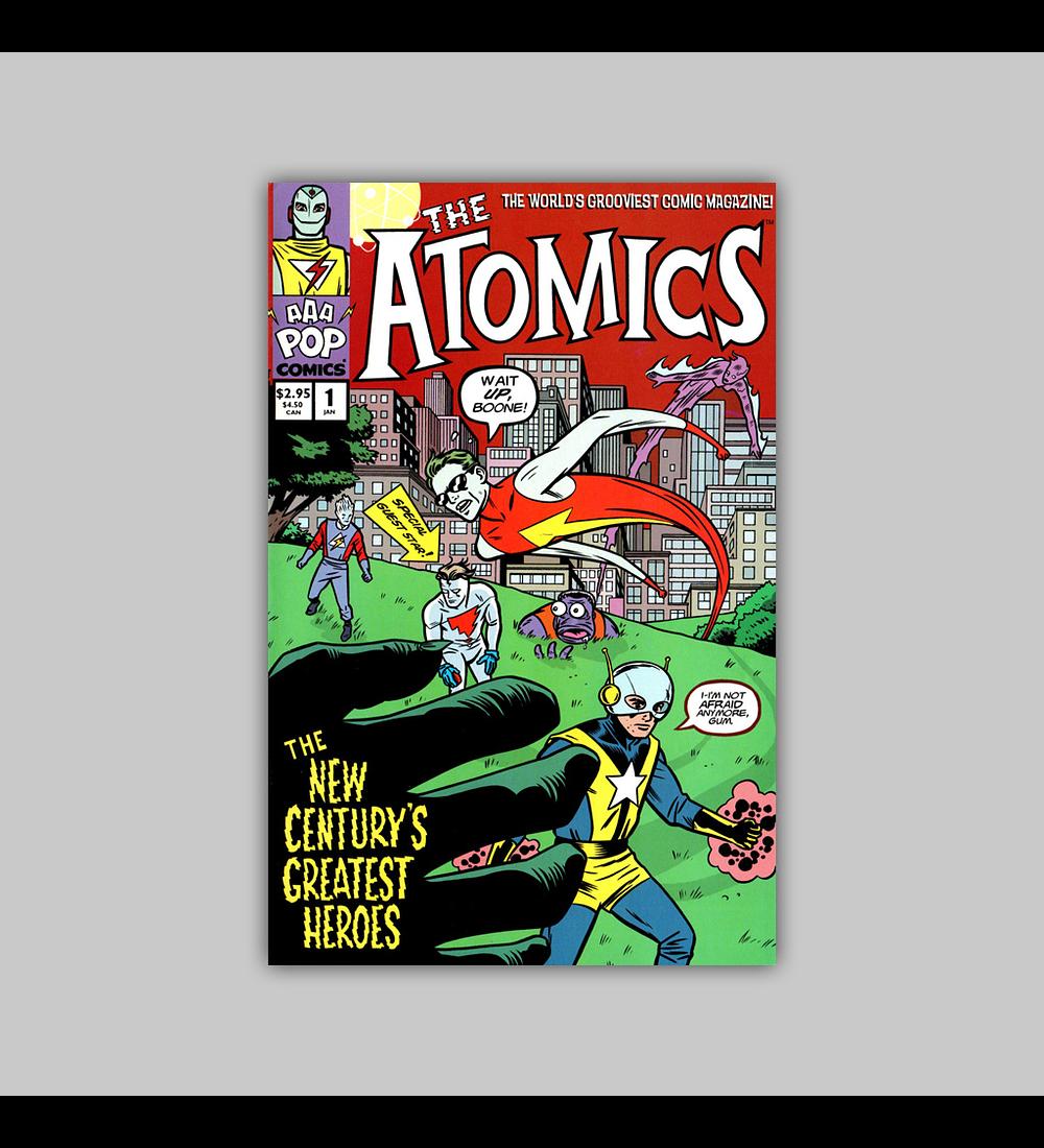 The Atomics 1 2000