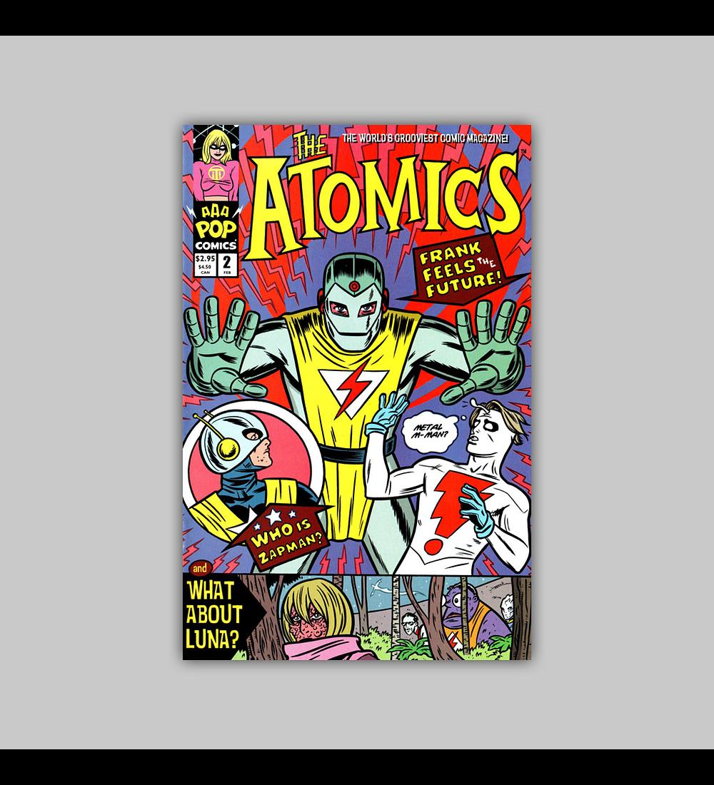 The Atomics 2 2000