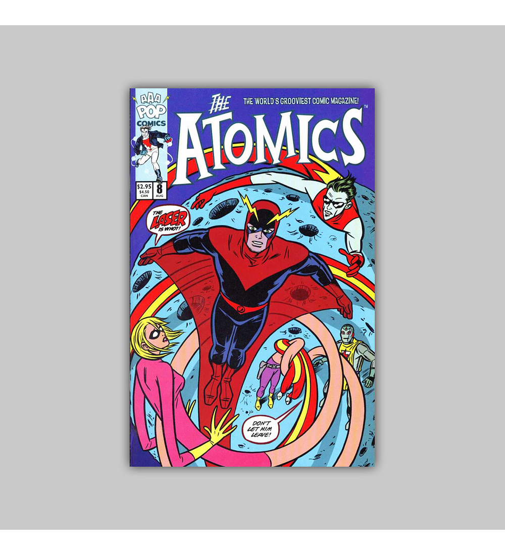 The Atomics 8 2000