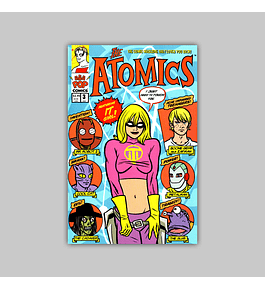 The Atomics 3 2000