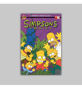 Simpsons Comics 12 1995