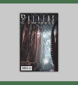 Aliens: Defiance 10 2017