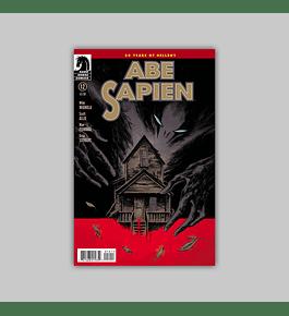 Abe Sapien 12 2014