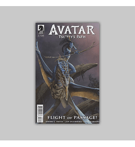 Avatar: Tsu'Tey's Path 3 2019