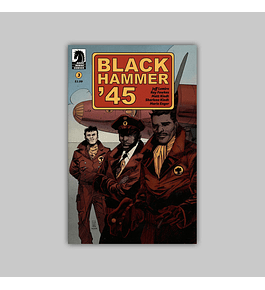 Black Hammer '45: From the World of Black Hammer 3 B 2019