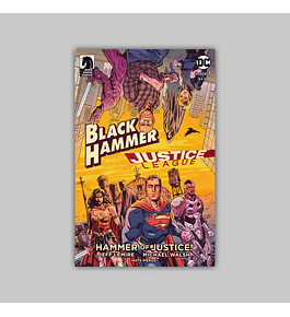 Black Hammer/Justice League 1 2019