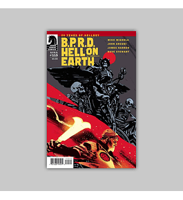 BPRD: Hell on Earth 115 2014