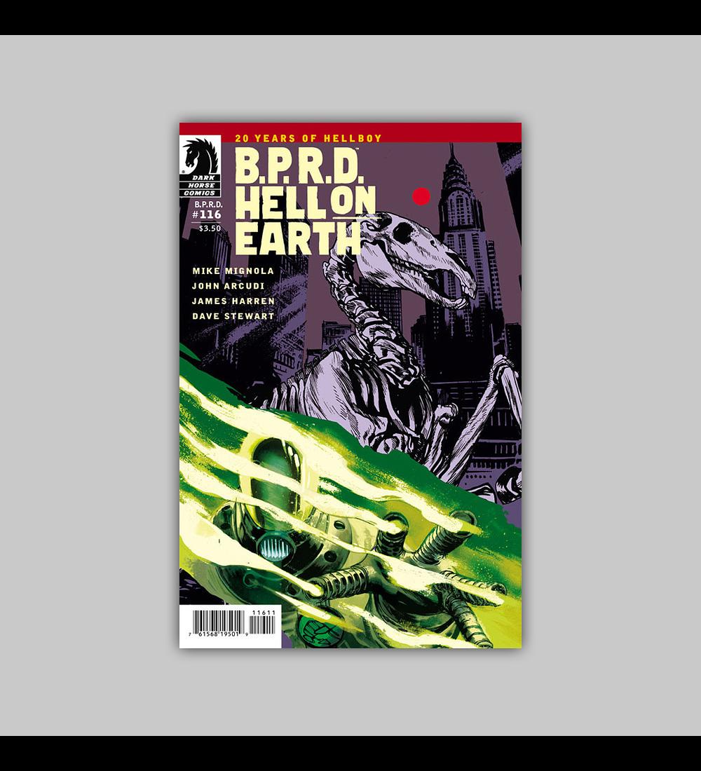 BPRD: Hell on Earth 116 2014