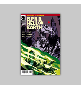BPRD: Hell on Earth 116 2014