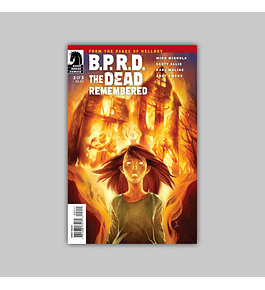 BPRD: The Dead Remembered 2 2011