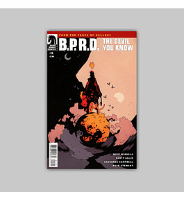 BPRD: The Devil You Know 15 2019