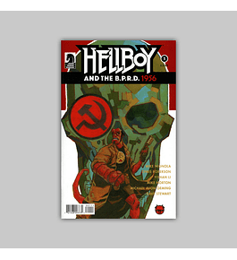 Hellboy and the BPRD: 1956 1 2018