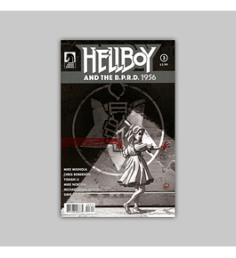 Hellboy and the BPRD: 1956 3 2019