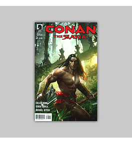 Conan the Slayer 8 2017