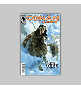 Conan: The Barbarian 9 2012